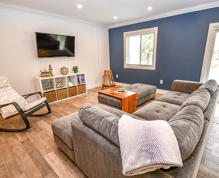 Interior Real Estate Photography in Barrie