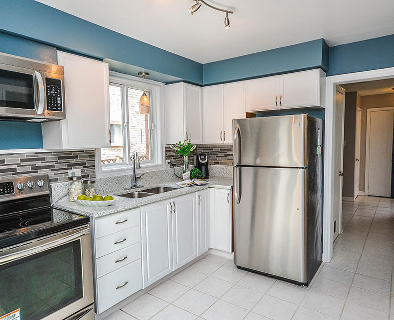 Interior Real Estate Photography in Innisfil
